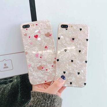 Heart shell iphone case