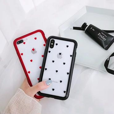 ⚠️発送遅延⚠️Heart magnetic iphone case