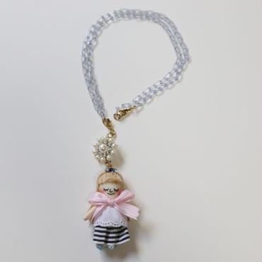 mini Me Stripe Necklace
