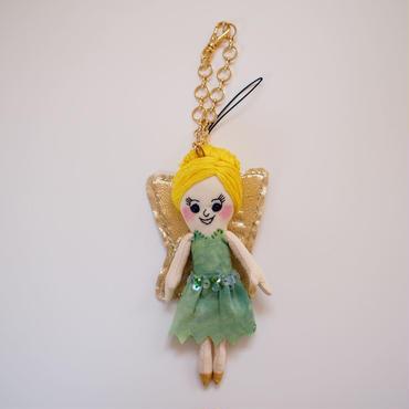 ティンカーベル ドールチャーム(Tinker Bell doll charm)