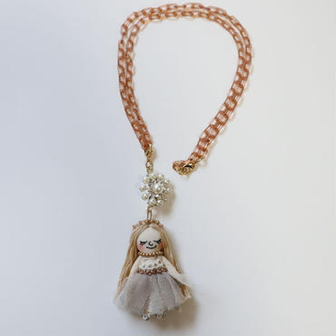 mini Me Tulle Necklace