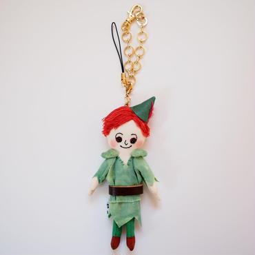 ピーターパン ドールチャーム(Peter Pan doll charm)