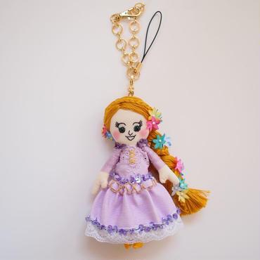 ラプンツェル ドールチャーム( Rapunzel doll charm)