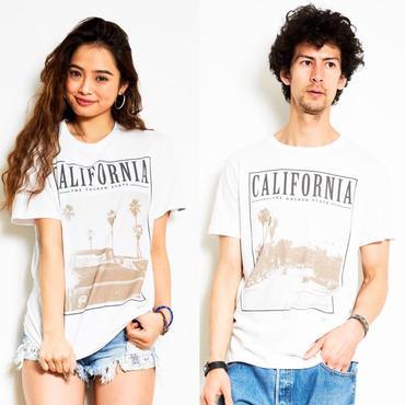 EVENFLOW×Eiji  カリフォルニア フォトTEE