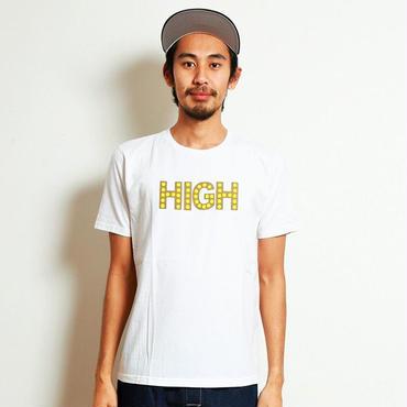 イーブンフロウ プライズ Tシャツ HIGH #ホワイト