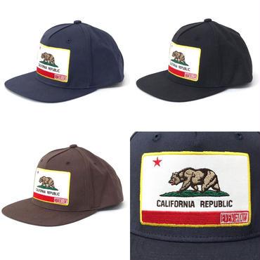 イーブンフロウ  カリフォルニア  ツイルキャップ