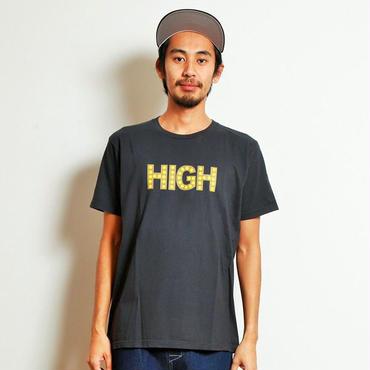 イーブンフロウ プライズ Tシャツ HIGH #ブラック
