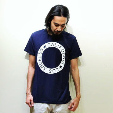 Saferi掲載 イーブンフロウ LA-CA Tシャツ