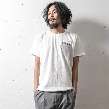 イーブンフロウ フィン ポケット Tシャツ 17WT