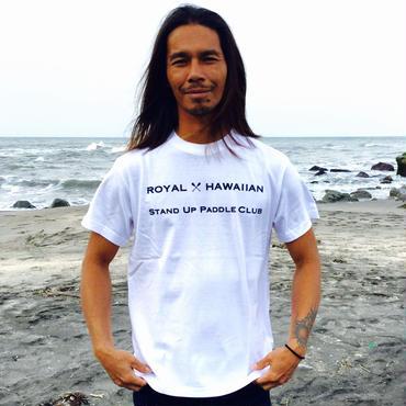 イーブンフロウ ロイヤル ハワイアン Tシャツ #ホワイト