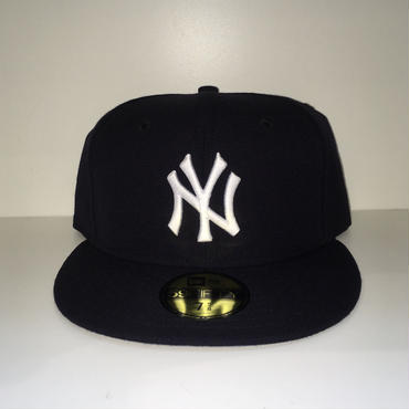 NEW ERA NEW YORK YANKEESS OLD AUTHENTIC FITTED CAP