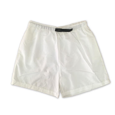 """COBRA CAPS"" BAGGY SHORTS(WHITE)"