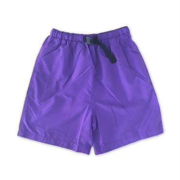 """COBRA CAPS"" BAGGY SHORTS(PURPLE)"