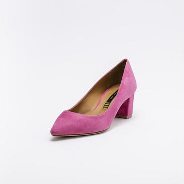 160088 SUEDE PUMPS FUCSIA