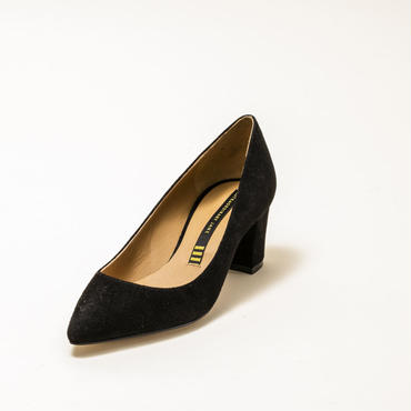 160088 SUEDE PUMPS BLACK