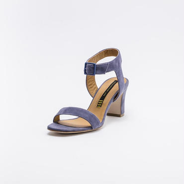 170095 SUEDE SANDAL RUSSIAN GREY