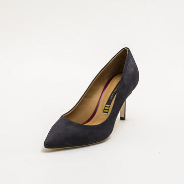SUEDE PUMPS GREY