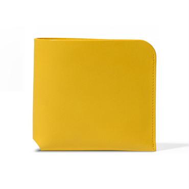 コインケースが取り外せる財布 BI-FOLD WALLET & COIN CASE / YELLOW
