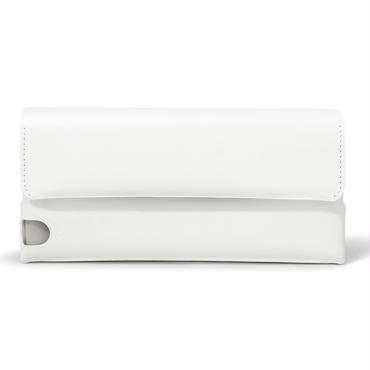 多彩な長財布 LONG WALLET:P / WHITE