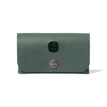3WAY MINI WALLET /  DARK GREEN