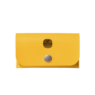 選べるスタイル 3WAY MINI WALLET / YELLOW
