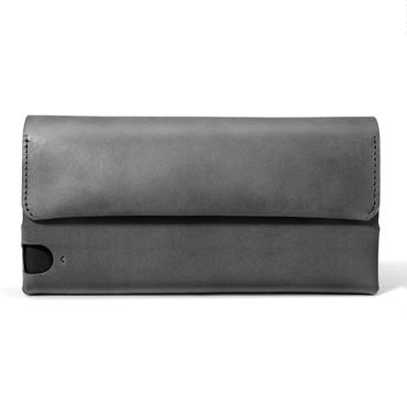 多彩な長財布      LONG WALLET:P / BLACK
