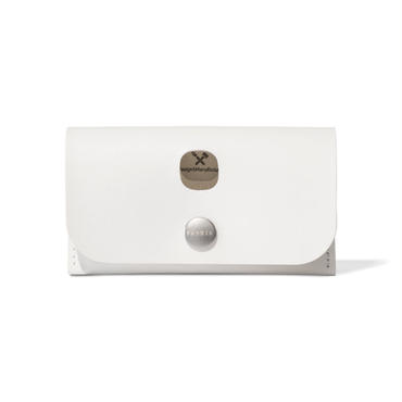 3WAY MINI WALLET / WHITE