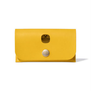 3WAY MINI WALLET / YELLOW