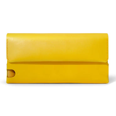 多彩な長財布 LONG WALLET:P / YELLOW