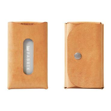 カードも入るキーケース    KEY CASE & CARD / CAMEL