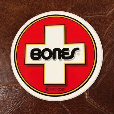 POWELL / BONES® ベアリング ステッカー ©S.O.C 2000