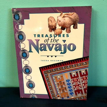 ナバホ族 工芸 写真集 文献 1990's