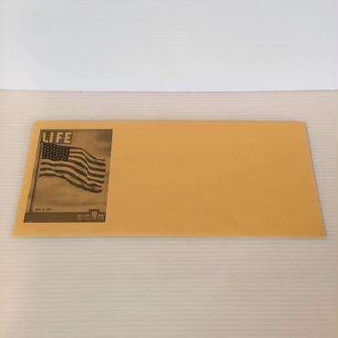 LIFE誌 封筒 未使用