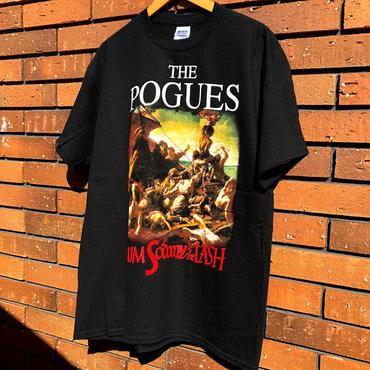 THE POGUES ポーグス Tシャツ Lサイズ
