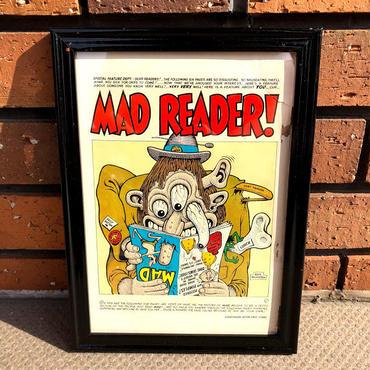 1970's Basil Wolverton MAD READER! 6枚セット