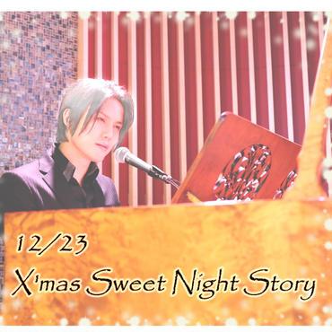 ☆12/23(日)X'mas Sweet Night Story~西中葵「北参道グレープス」ピアノ弾き語りワンマンライブ~☆