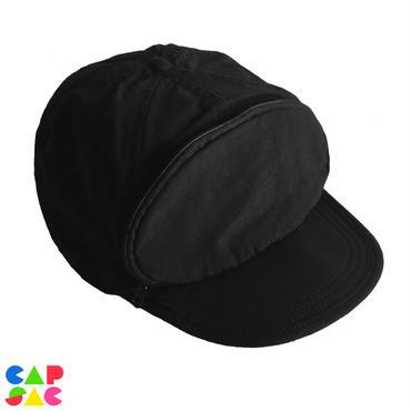 CAP-SAC キャップ (BLACK)