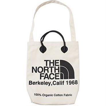THE NORTH FACE PURPLE LABEL CANVAS LOGO TOTE