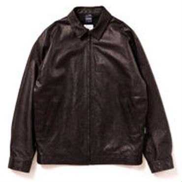 APPLEBUM Paisley Emboss Leather Blson