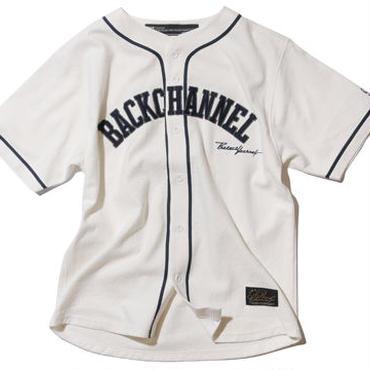 BackChannel-BASEBALL SHIRT