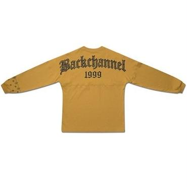 BackChannel-OLD ENGLISH LOGO L/S T