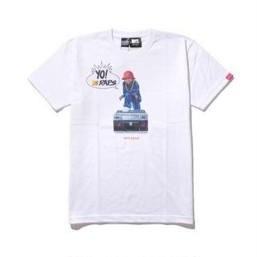APPLEBUM【YO! MTV RAPS Collaboration】B-BOY T-shirt