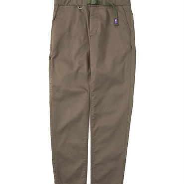 THE NORTH FACE PURPLE LABEL Stretch Twill Tapered Pants