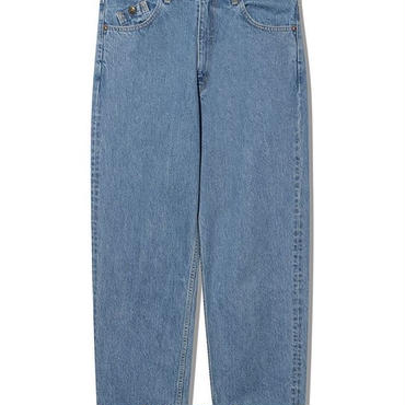 BackChannel-USED BAGGY DENIM