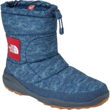THE NORTH FACE Nuptse Bootie WP Ⅴ Logowar