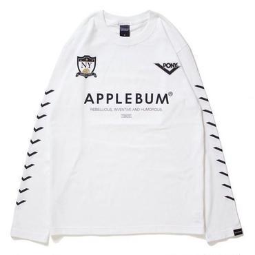 APPLEBUM 【PONY Collaboration】 Long Sleeve T-shirt
