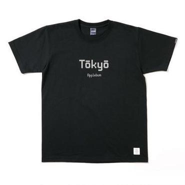 APPLEBUM TOKYO LED T-shirt   BLACK