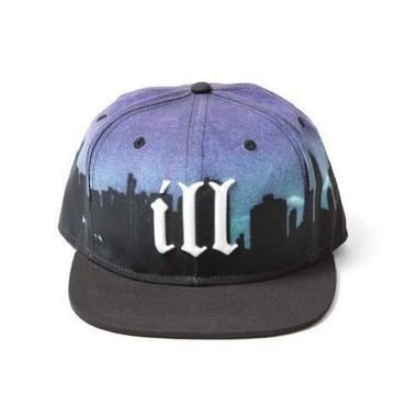 "APPLEBUM ""ill"" City Snapback Cap"