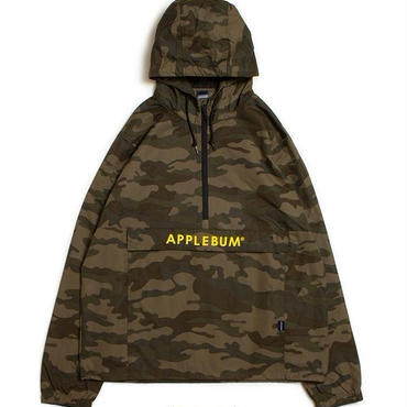 APPLEBUM Camo Active Anorak Jacket