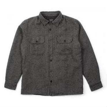 "BRIXON ""LINCOLN L/S DUILTED FLANNEL"" Bk/Ch"